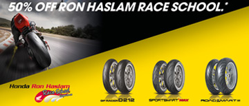 Ron Haslam Race School