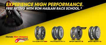 Ron Haslam Promo